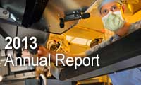 Department of Surgery Annual Report 2013